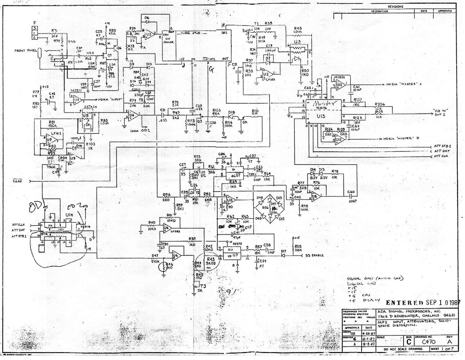 The Vault = Schematics and Mods