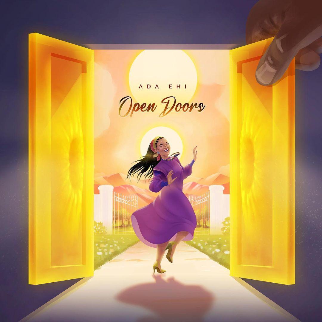Ada Ehi - Open Doors - New Single