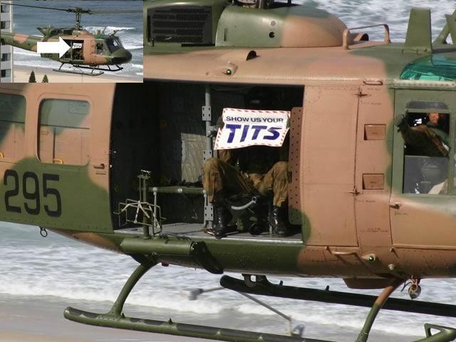 aussie soldiers at their best