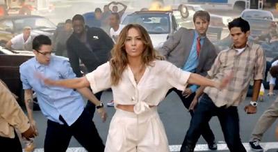 Lopez's Fiat ad