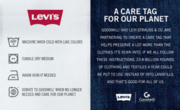Levi's Goodwill