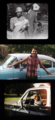'Coming Home,' 'First Car' and 'Dogs and Pickups' all use archival footage, drawing heavily on nostalgia and heritage.