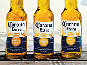Crown Imports executives seem remarkably unperturbed by gains Corona's rivals are making.