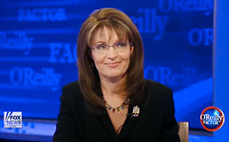 Within the context of her limited initial role, Palin exceeded expectations.