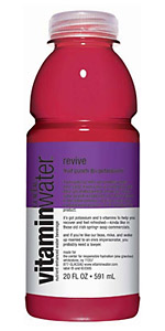Revive is the only Vitaminwater flavor that is directly affiliated with the NCAA, and it does not contained banned or impermissible substances.