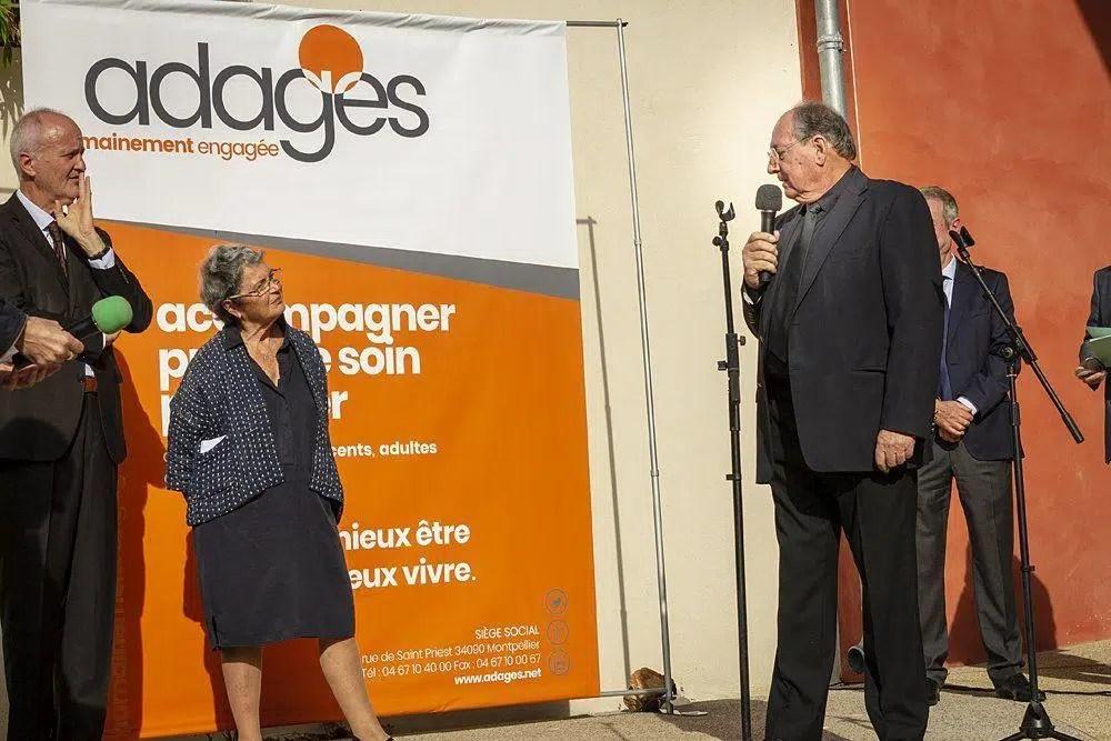 Monsieur Pierre Leduc, Maire de Lodève