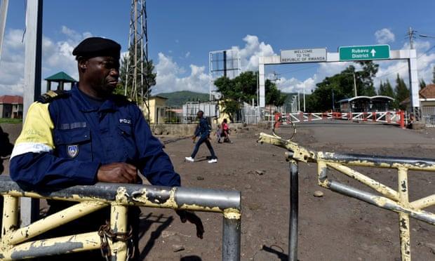 rwandan police