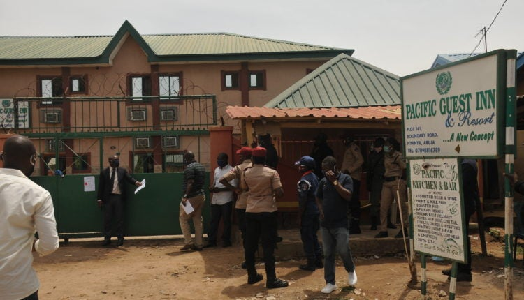 COVID-19: Hotel in Abuja sealed off for allegedly hosting a party with many people