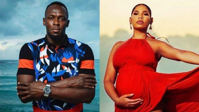 Usain Bolt and Partner
