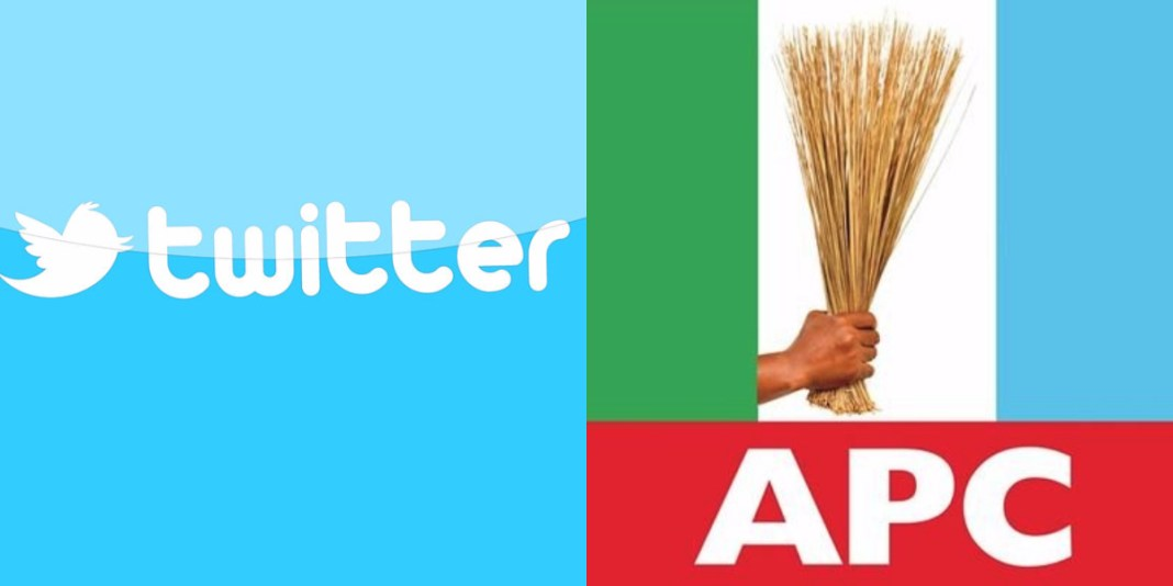 twitter and apc