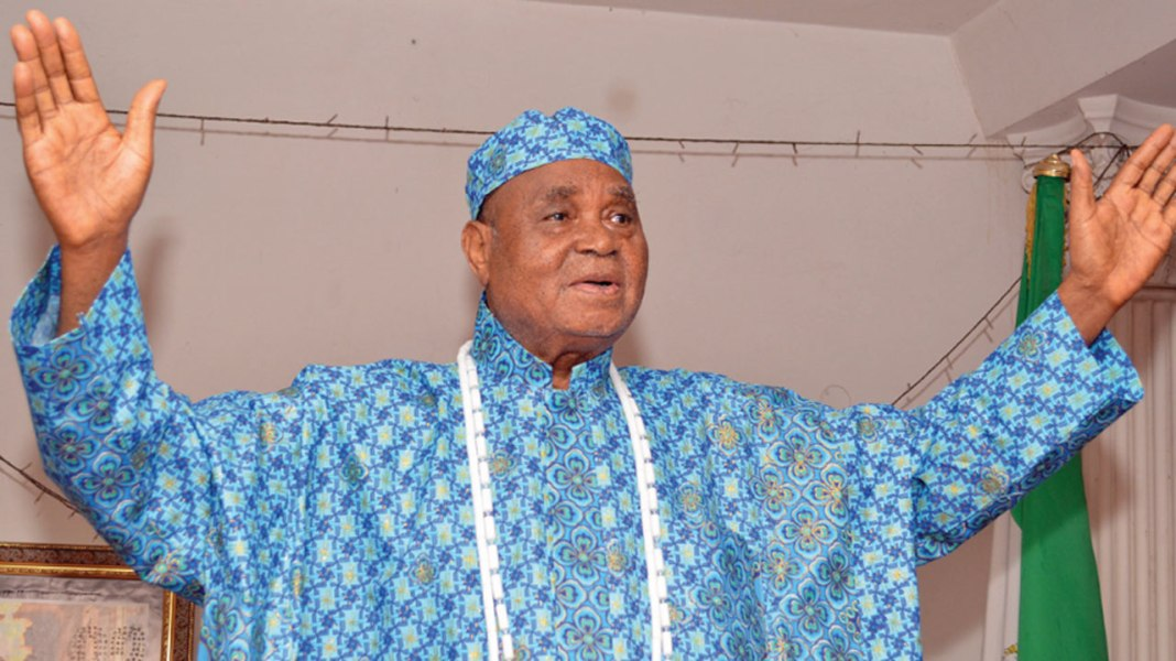 Esama of Benin