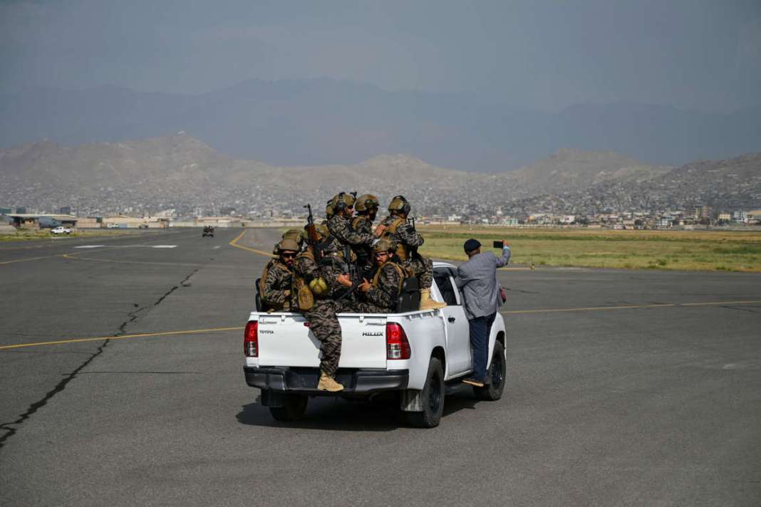 Afghan Conflicts Ends