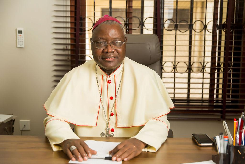 archbishop kaigama