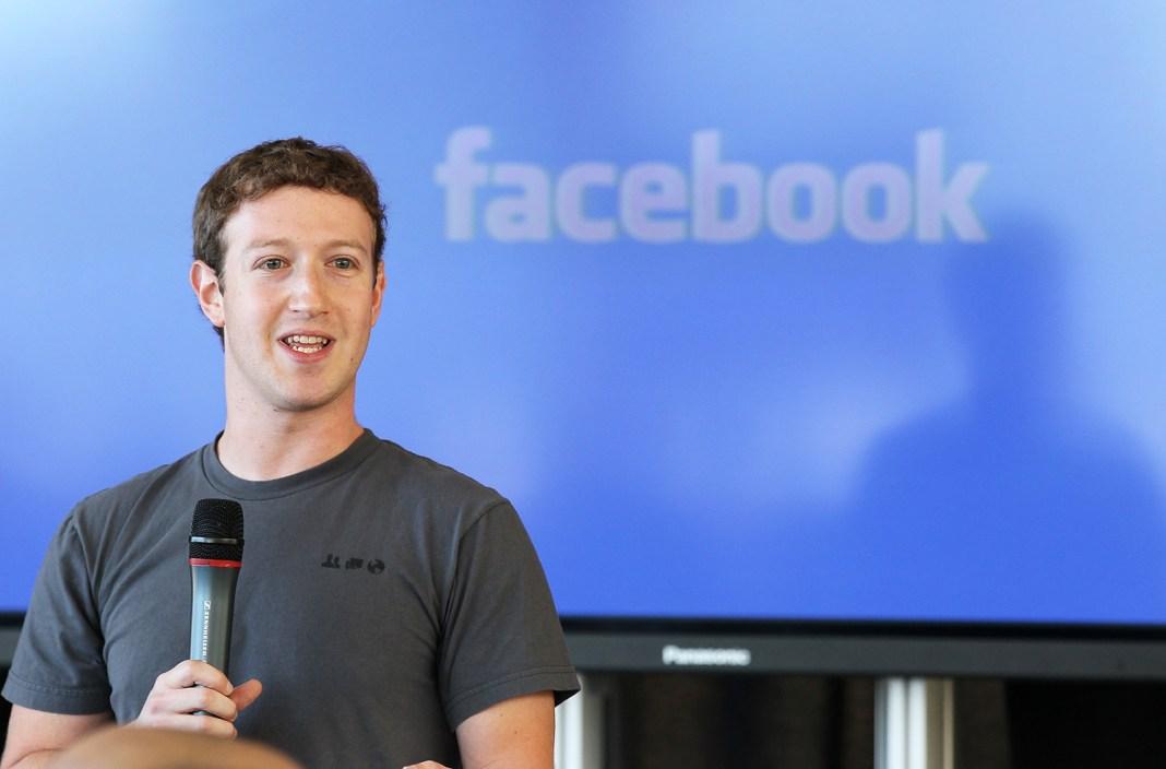 Facebook, CEO