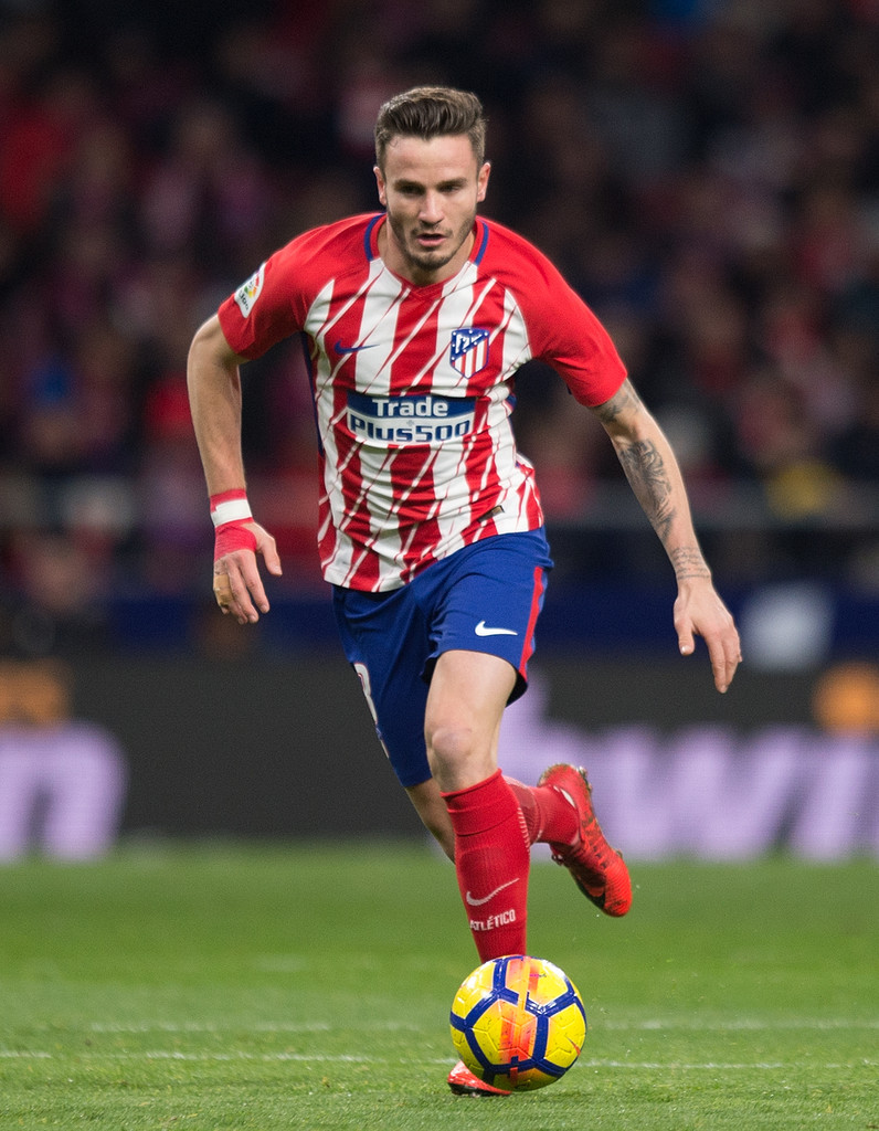 Former Atletico Madrid player