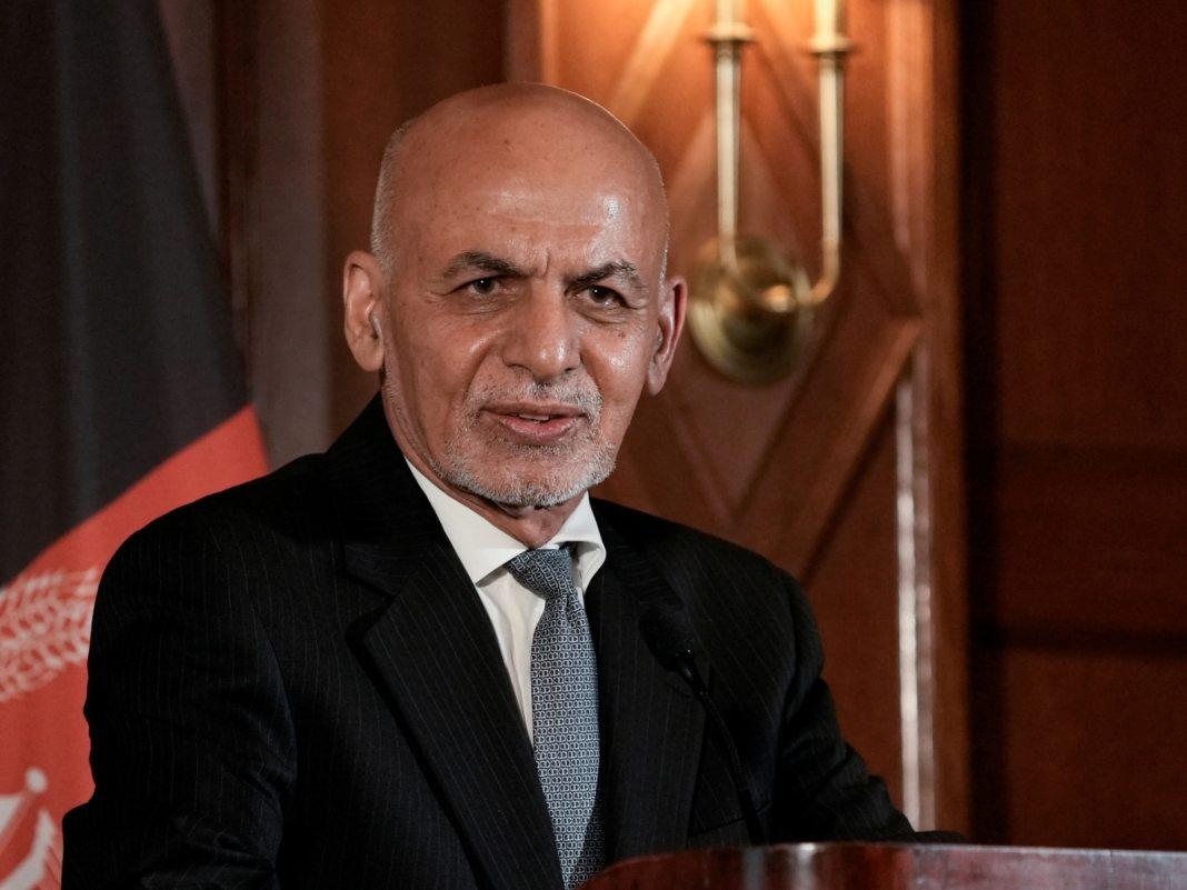 Ex-president Ghani