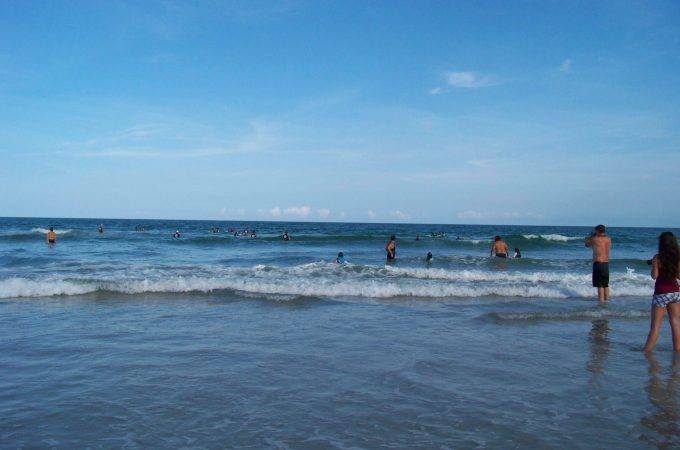 On IndoJax, Surfing Life's Waves and the Visually Impaired Camp