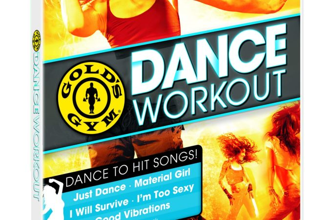 Let's Dance: Gold's Gym Dance Workout for Wii Review & Giveaway!
