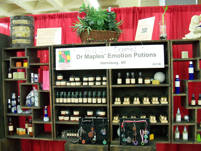 dr maples started using products due to show love them and her brand