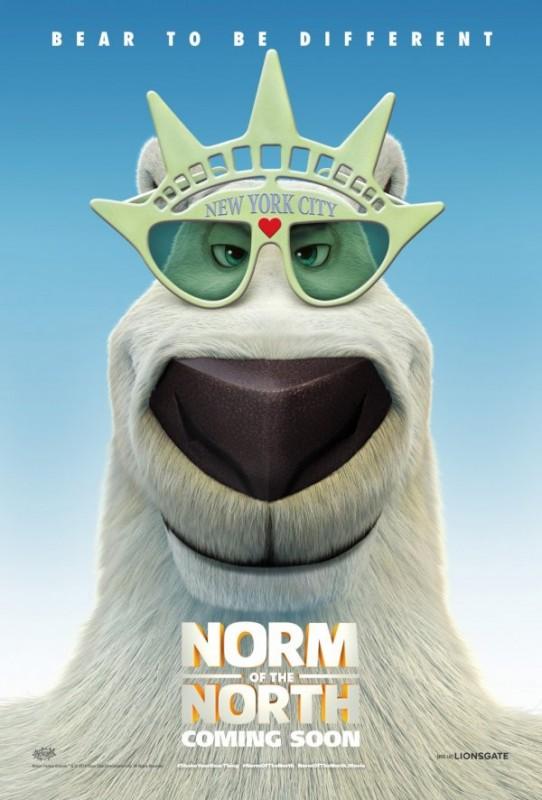 Norm of the North Snow Globe DIY