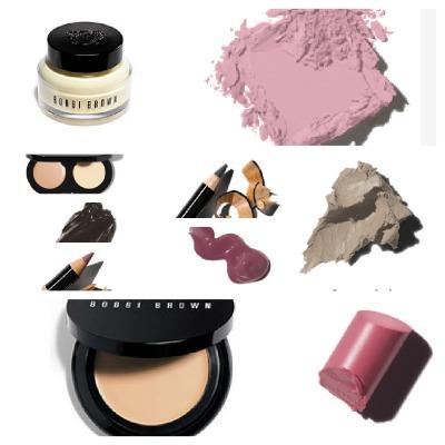 Bobbi Brown makeup haul