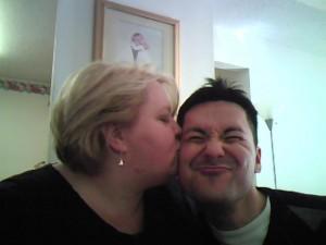 Lisa and Japhy