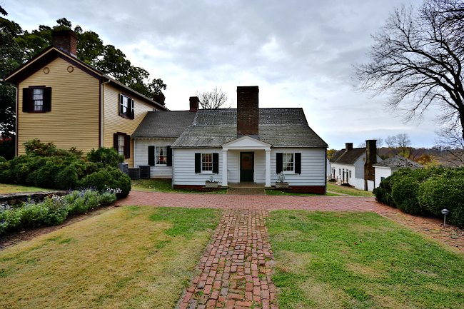 Spend the day in Charlottesville, VA, and visit Ash-Lawn Highland, home of President James Monroe