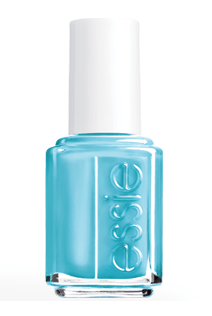 Essie in the cab-ana resort 2013