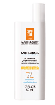 Anthelios 45 Ultra Light Fluid for Face