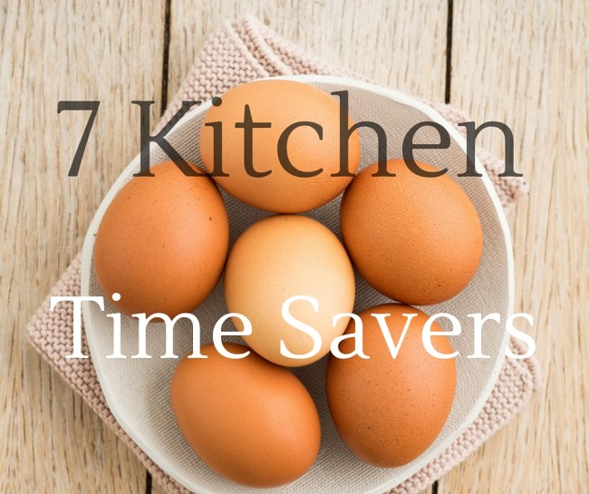 7 Kitchen Time Savers for Busy Families