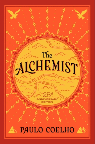 What I'm Reading - Volume I -The Alchemist