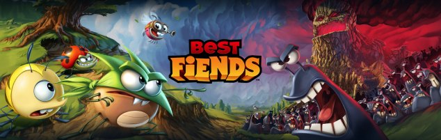 Best Fiends: From the Green Glades to the foothills of Mount Boom