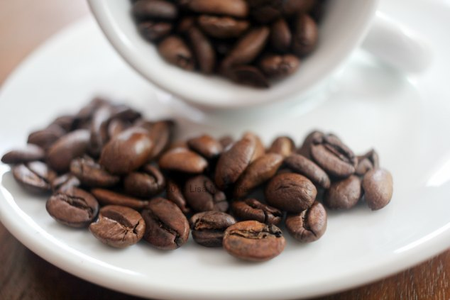 Wordless Wednesday: Coffee Beans