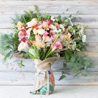 Farmgirl Flowers are part of my online delivery services that I love.