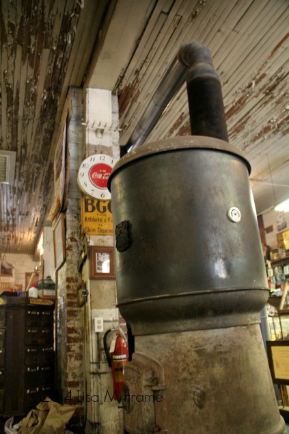 PotBellied Stove Mast General Store, Valle Crucis, NC