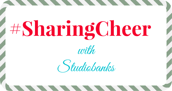 Studiobanks #SharingCheer
