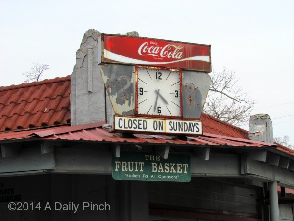 The Fruit Basket, Mayberry, NC