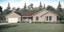 Madison Custom Floor Plan Adair Homes