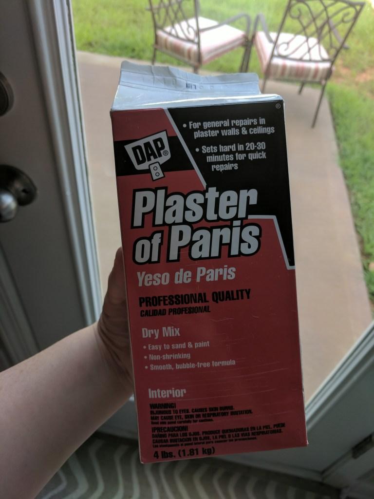 Image of DAP plaster of paris
