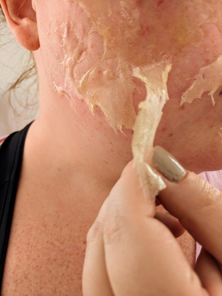 A DIY Pore Strip With Only 2 Ingredients!
