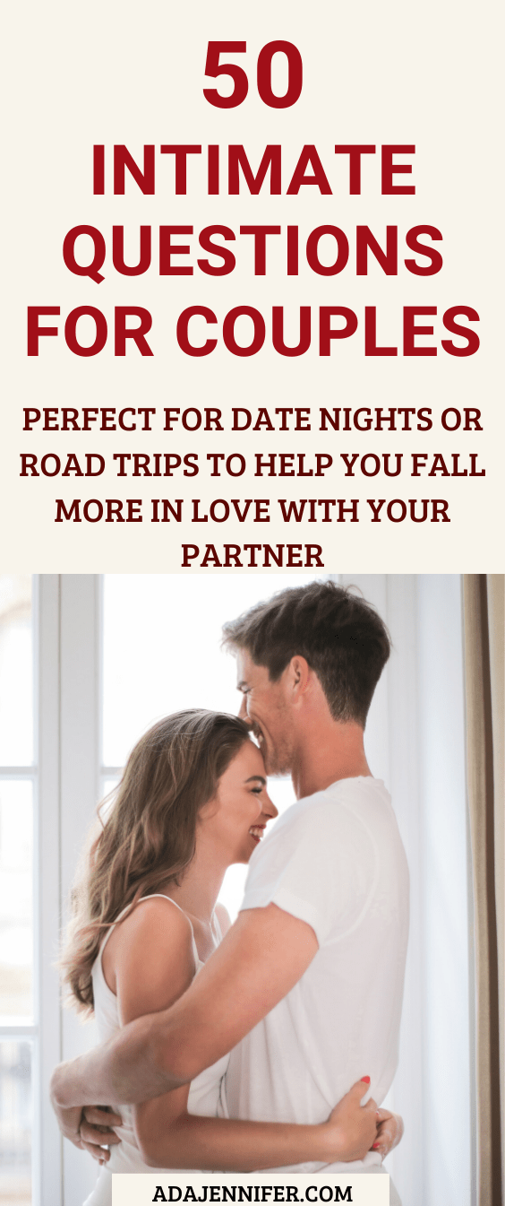 To ask bf your romantic questions 25 Romantic