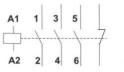 Diagrama De Un Contactor Diagrama HR Wiring Diagram ~ Odicis