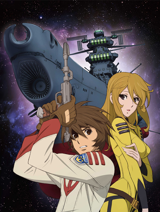 Space_Battleship_Yamato_2199_visual_art