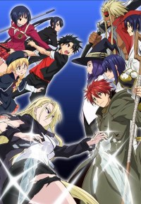 L'anime UQ Holder!, en Teaser Vido