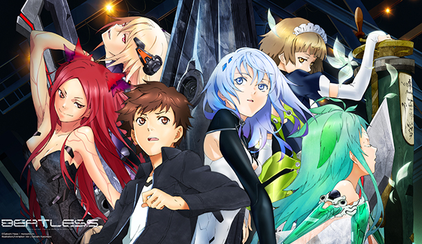Beatless HD 720p Sub Español Mega