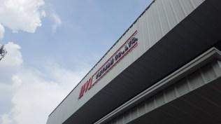 One of II-VI's 7 buildings in VSIP