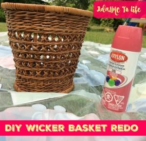 DIY Wicker