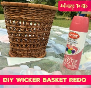 DIY Wicker