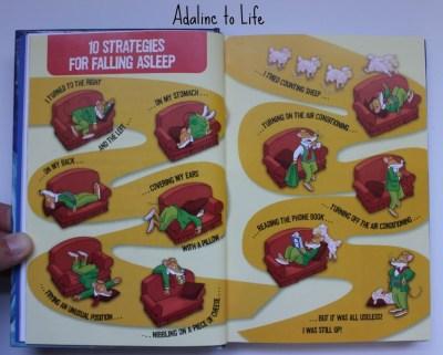 10 strategies for falling asleep