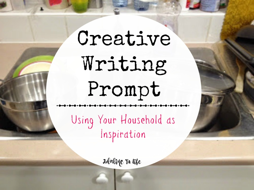 Creative Writing Prompt 1